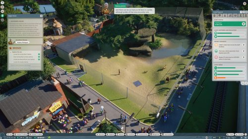 Planet Zoo For PC Download