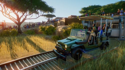 Planet Zoo Game Download