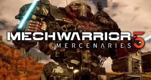 MechWarrior 5: Mercenaries Free PC Game Download