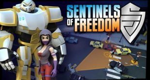 Sentinels of Freedom Free For PC