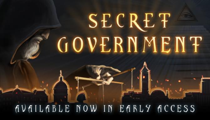 Secret Government Download PC Game