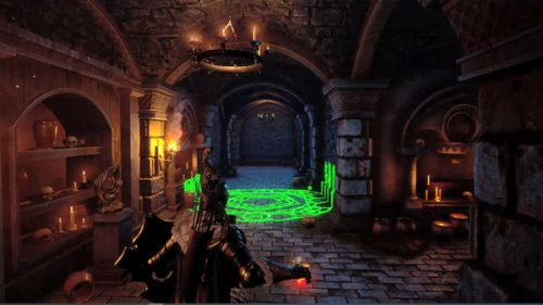 Dark Fantasy Warriors PC Game For Free