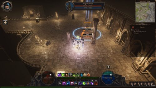 Ortharion project PC Download Game